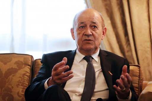 لودریان: چارچوب های فرانسه برای مذاکره میان ترامپ و روحانی هنوز هم موجود است