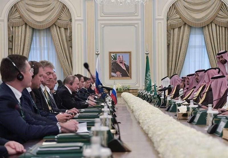 امضای 30 توافقنامه تجاری میان ریاض و مسکو با حضور پوتین