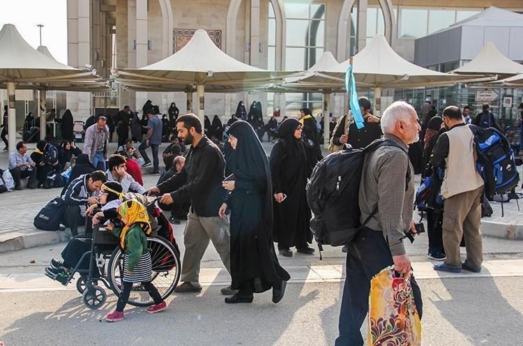 اعزام گشت های ویژه پیشگیری از جرم استان ایلام در جهت برگشت زائران اربعین