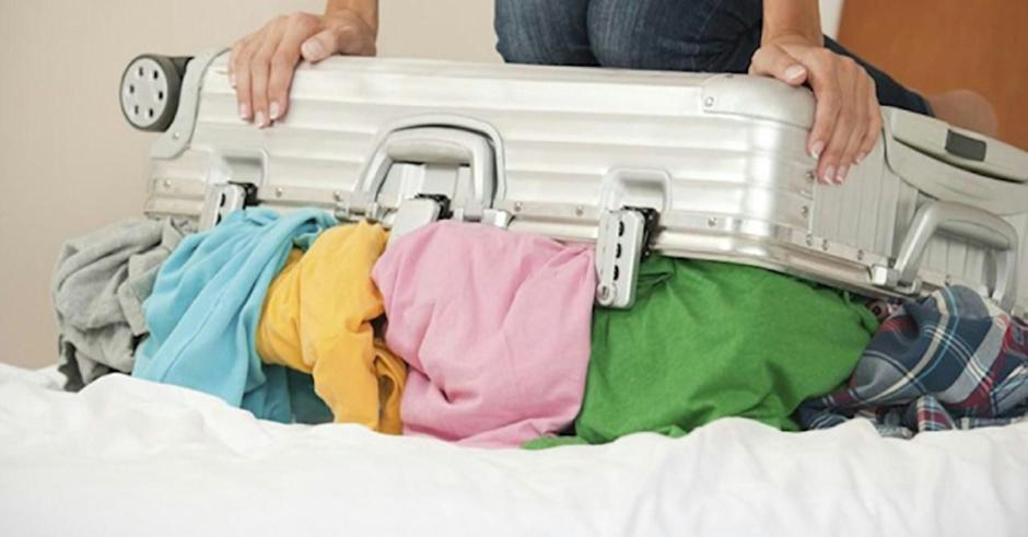 ترفند هایی برای بستن چمدان