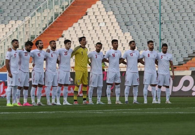 ترکیب تیم ملی ایران برای مصاف با عراق