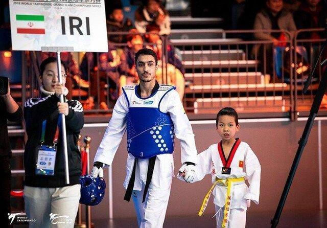 هادی پور اولین تکواندوکار المپیکی ایران در توکیو شد