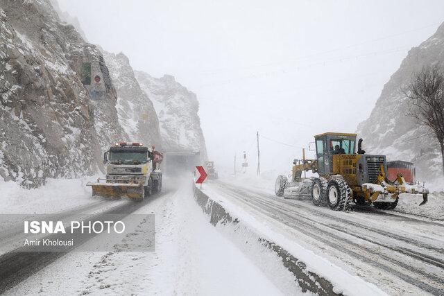 جاده کوهستانی تازه در اندیکا مسدود است