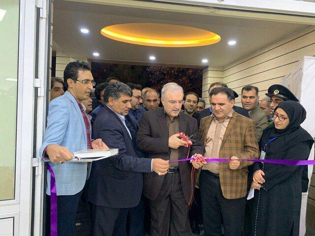 افتتاح 7 طرح بهداشتی و درمانی دانشگاه علوم پزشکی سبزوار