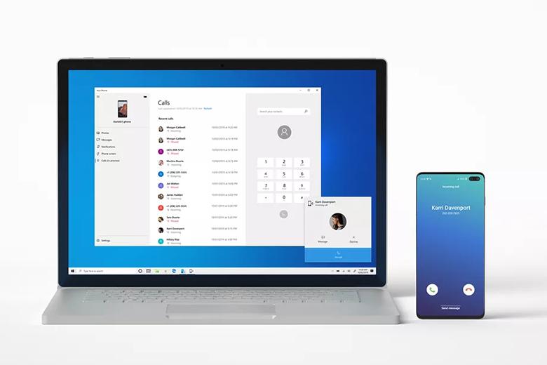 با اپلیکیشن Your Phone مایکروسافت از کامپیوتر خود، تماس تلفنی برقرار کنید!