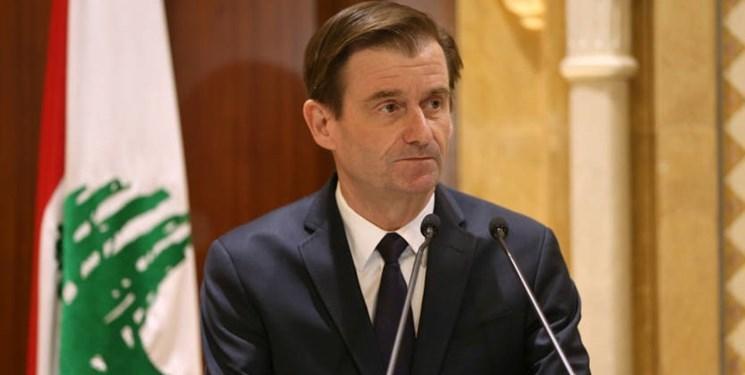سفر معاون سیاسی وزیر خارجه آمریکا به لبنان