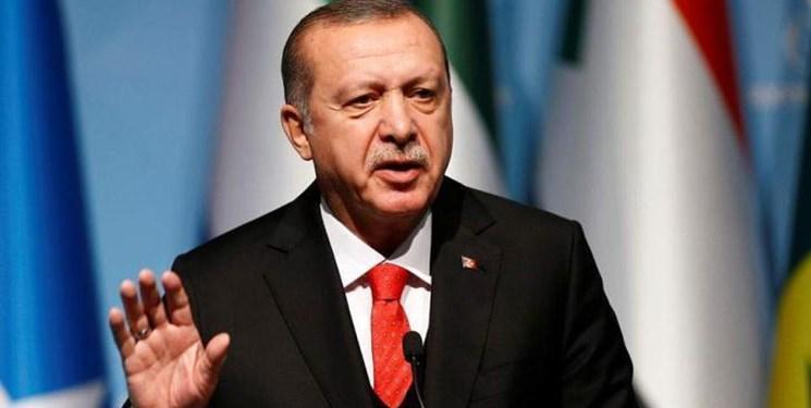 اردوغان: شهرهای اروپایی به زندان های باز تبدیل شده اند