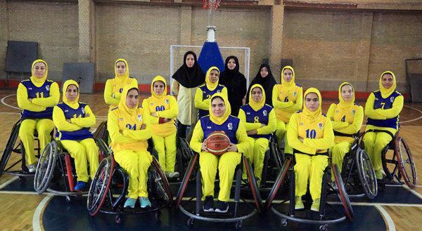 تیم بسکتبال باویلچر بانوان قهرمان آسیا شد