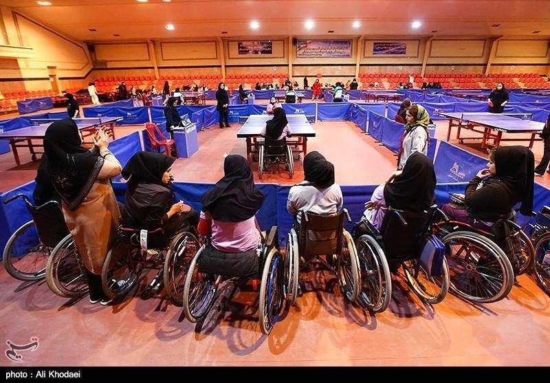 ترکیب تیم ملی تنیس روی میز معلولان در مسابقات قهرمانی آسیا اعلام شد