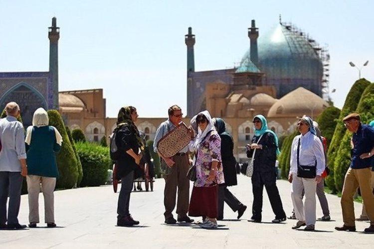 امنیت ایران بستری مناسب برای جذب گردشگران