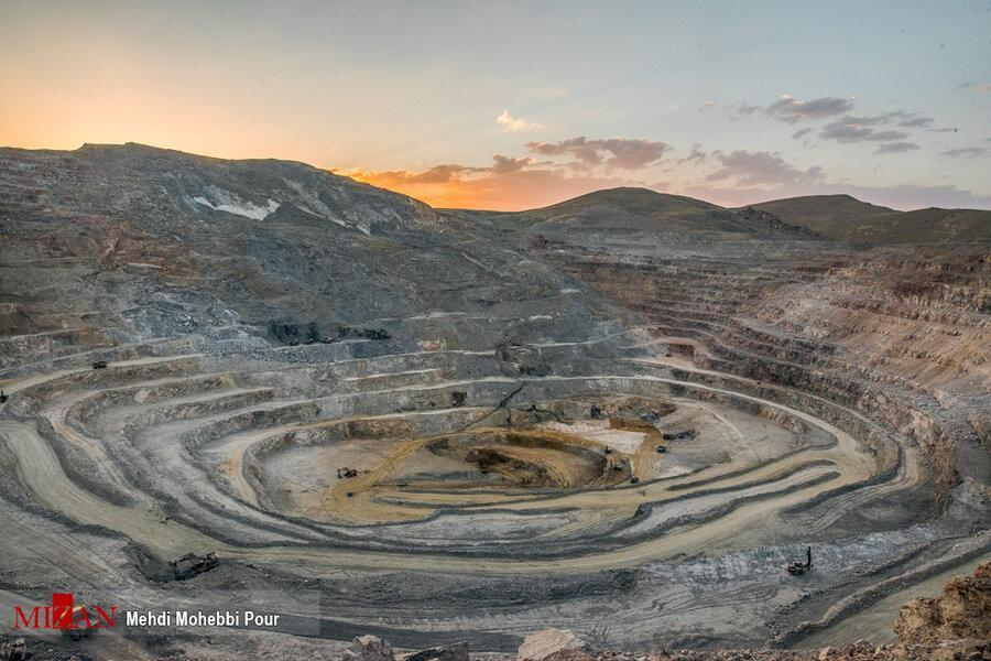 سفر به انگوران؛ بزرگترین معدن سرب و روی خاورمیانه ، گردشگری معدنی در معدن انگوران زنجان