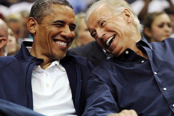 بایدن:اگر پیروز شوم، اوباما را برای ریاست دیوان عالی نامزد می کنم