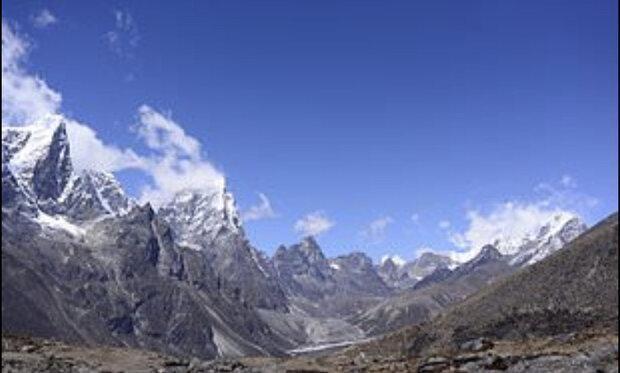 گرمایش جهانی، قله اورست را سرسبز می نماید