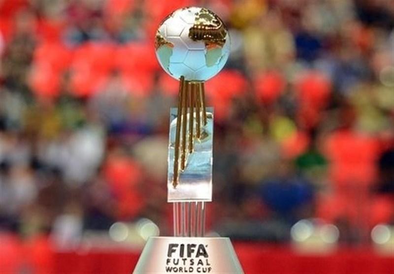 فیفا از لوگوی جام جهانی فوتسال 2020 رونمایی کرد