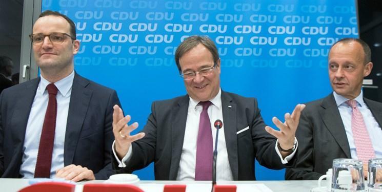 شروع رقابت برای جانشینی آنگلا مرکل در آلمان