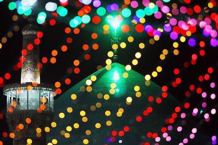 پویش هرخانه یک جشن نیمه شعبان به همت معاونت فرهنگی دانشگاه الزهرا(س) برگزار می گردد