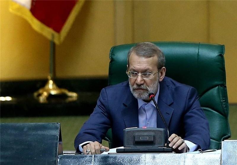درخواست لاریجانی برای همکاری با دولت در تصویب بودجه