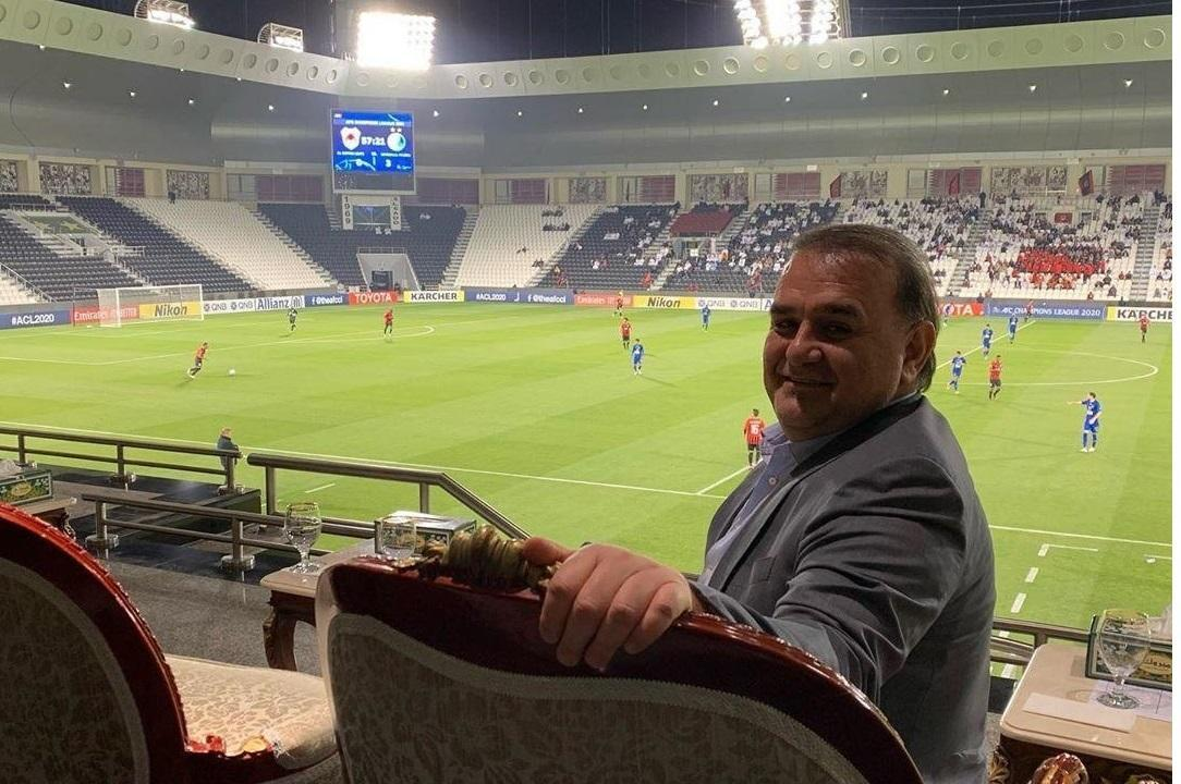 موسوی: اگر من نبودم، استقلال می توانست به دوبی برود؟ ، وکیل استراماچونی با خلیل زاده دست هم نداد!