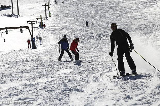 مسابقات قهرمانی اسکی کشور در چهارمحال و بختیاری برگزار می شود