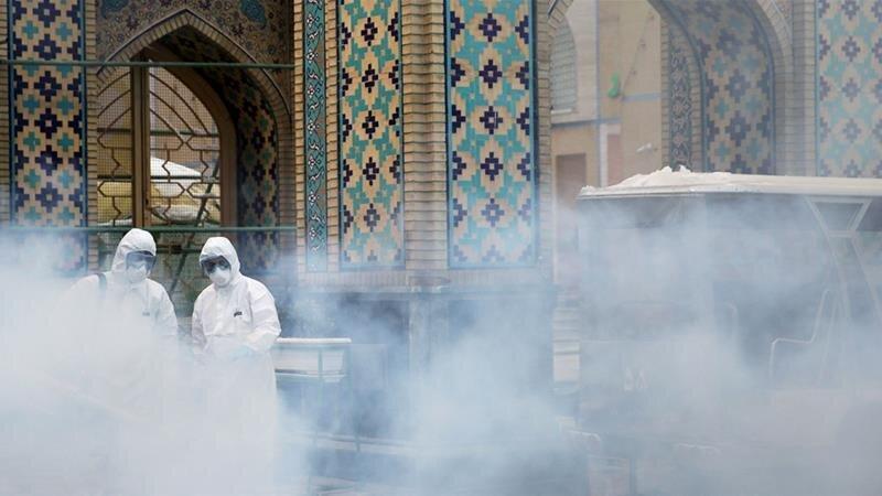 شمار عفونت های کورونا در ایران از 3000 و شمار تلفات از 100 نفر گذشت