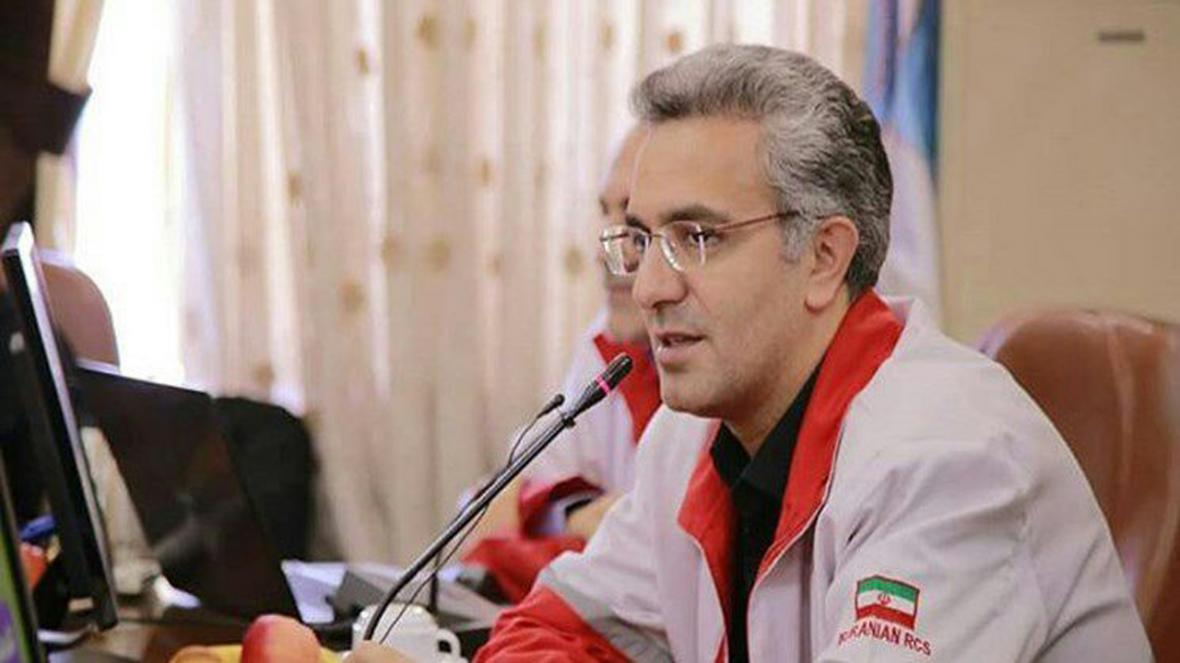 رئیس جمعیت هلال احمر مازندران کرونایی شد