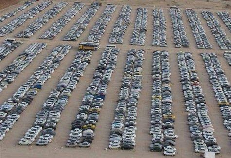 تعطیلی پارکینگ زائر و شهرداری در قم