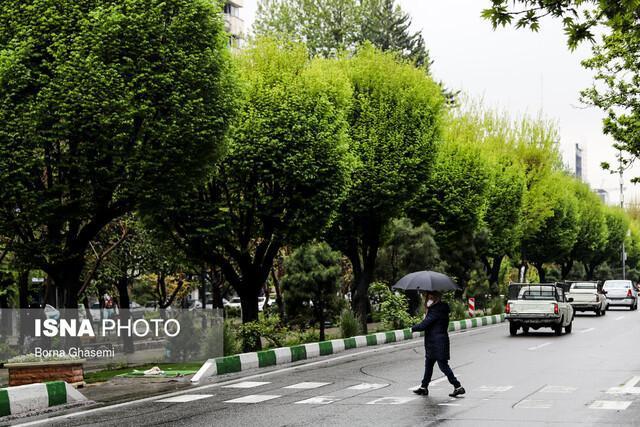 سامانه بارشی فعال در استان کرمان، مشکل زا نیست
