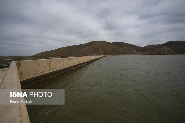 خروج آب سه سد در خراسان شمالی از مدار مصرف