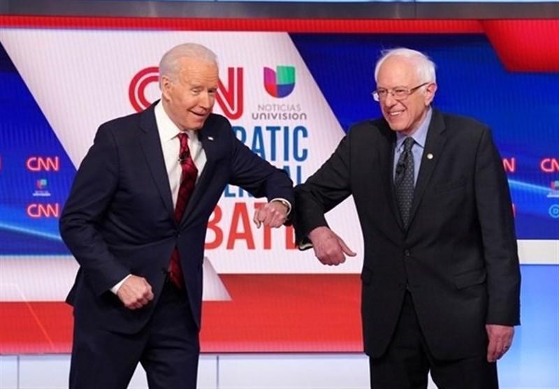 حمایت سندرز از نامزدی جو بایدن در انتخابات ریاست جمهوری آمریکا