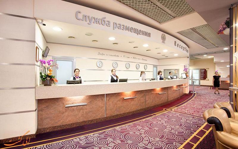 معرفی هتل ایزمایلو دلتا مسکو ، 4 ستاره