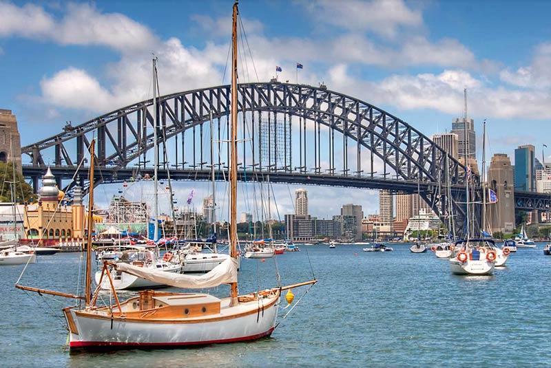سیدنی را در 24 ساعت به خوبی بگردیم