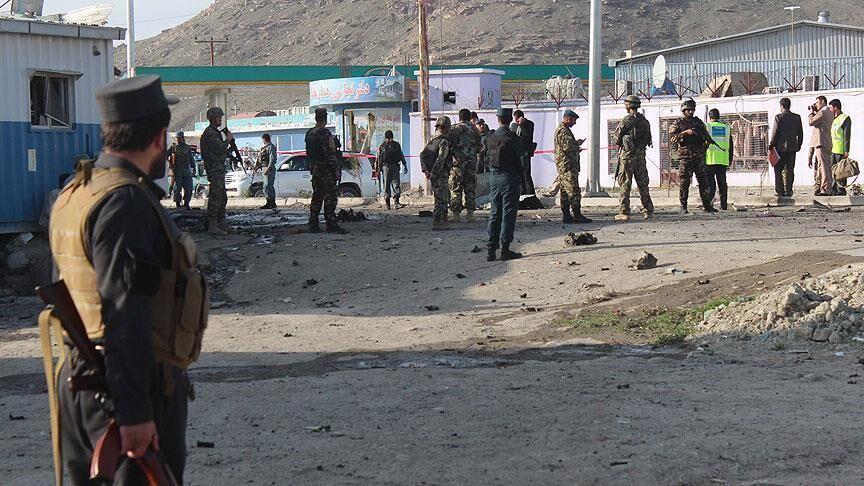 50 کشته و زخمی در حمله انتحاری افغانستان