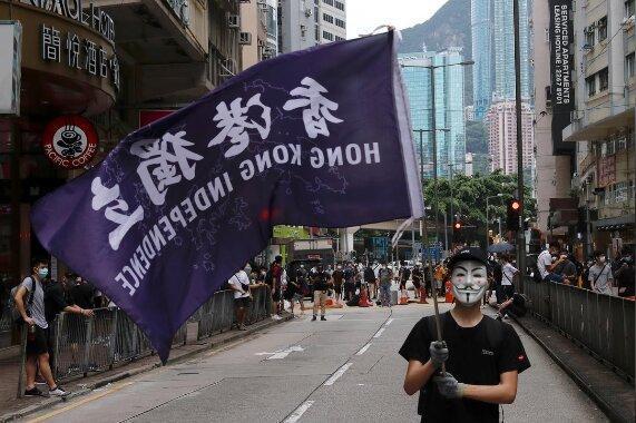 چین احتمالا قانون امنیتی هنگ کنگ را اواخر ماه جاری میلادی اجرایی می نماید