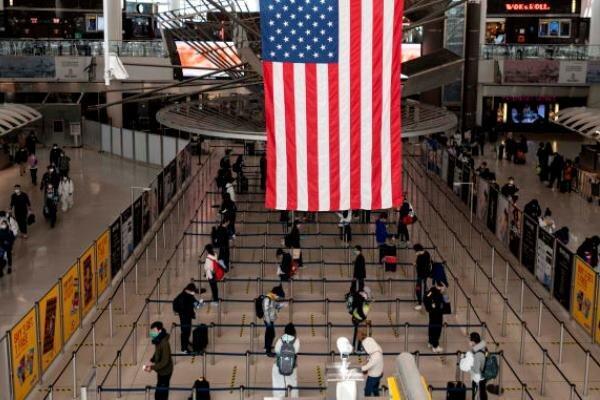 مرزهای اروپا به روی مسافران آمریکایی بسته ماند