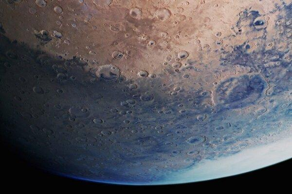 شهاب سنگ مریخی پس از 700 هزار سال به خانه بر می شود