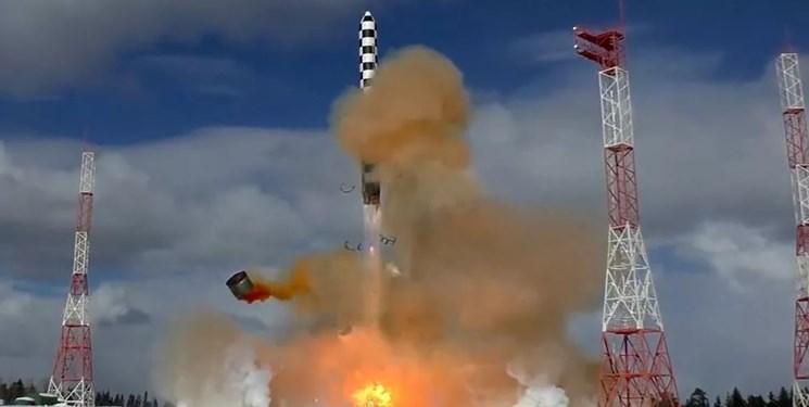 روسیه سامانه هشداردهنده حملات موشکی در فضا مستقر می نماید