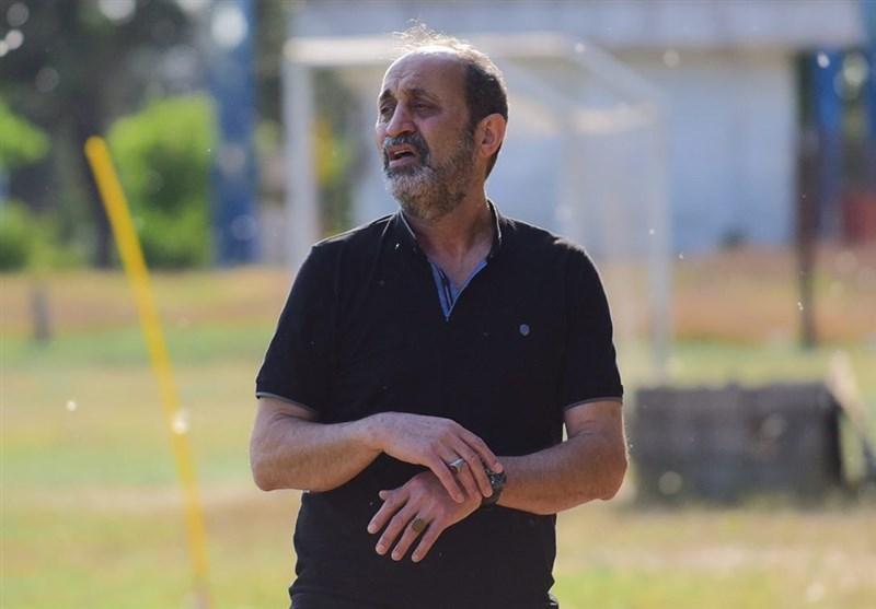 میثاقیان: امیدوارم طرفداران ملوان تیم شان را در لیگ برتر ببینند، 7 بازی سخت و سرنوشت ساز داریم