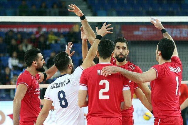 رنکینگ دنیای والیبال اعلام شد، ایران همچنان هشتم دنیا و اول آسیا
