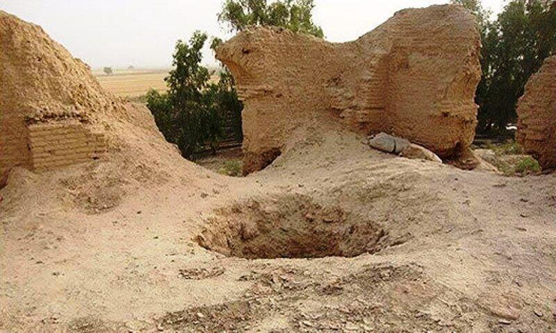 دستگیری 13 حفار میراث فرهنگی