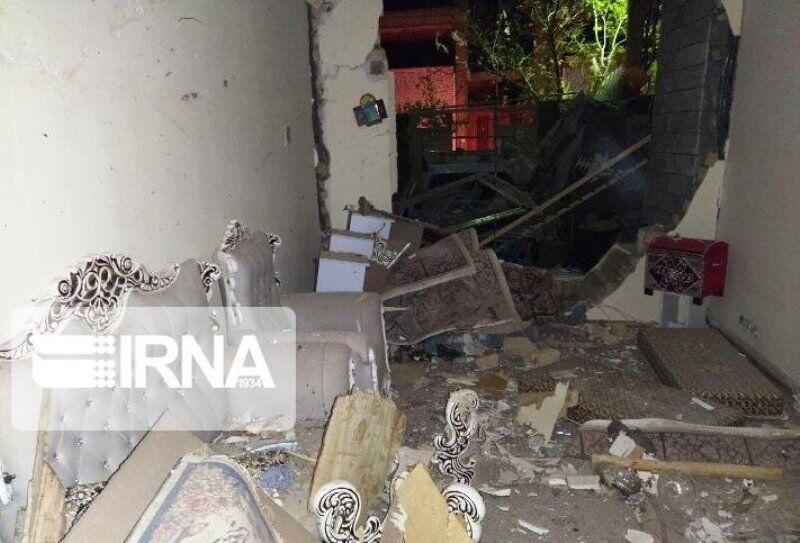 خبرنگاران انفجار گاز باعث مرگ زن میانسال در اسلام آبادغرب شد