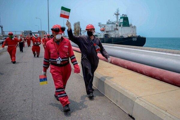 جدیدترین کوشش آمریکا برای جلوگیری از تجارت میان ایران و ونزوئلا