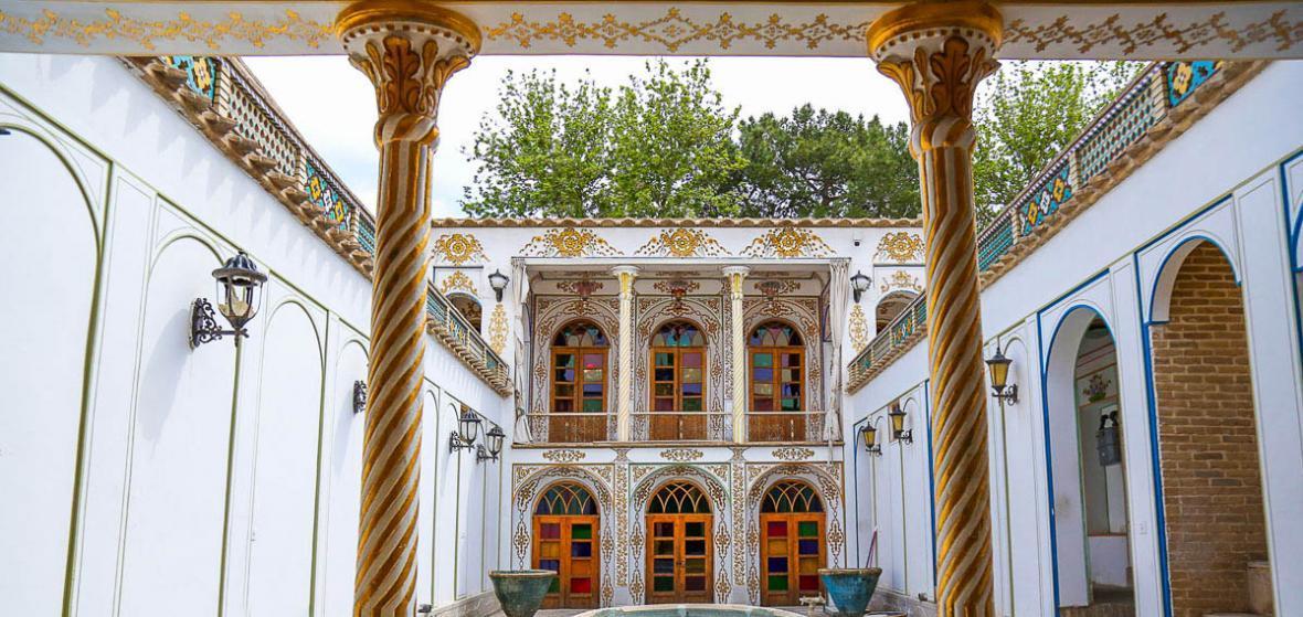 معرفی 10 خانه از زیباترین خانه های تاریخی اصفهان