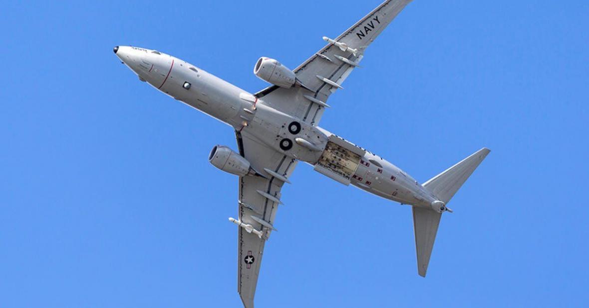 خبرنگاران رهگیری هواپیمای تجسسی آمریکا توسط جنگنده سوخو-27 روسی