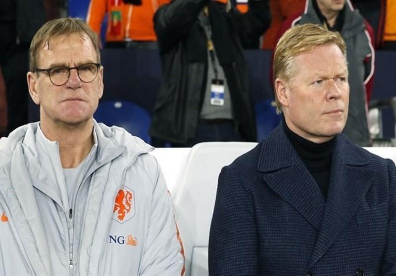 جانشین موقت کومان در تیم ملی هلند معین شد