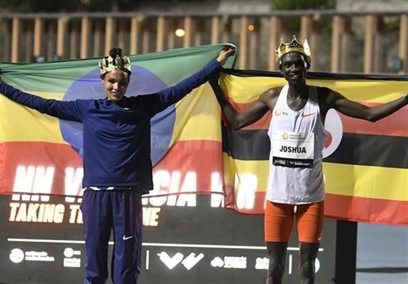 تاریخ سازی 2 دونده آفریقایی با شکستن رکورد دنیا