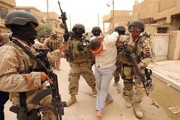 مسئول بمب ها در تشکیلات تروریستی داعش در عراق بازداشت شد