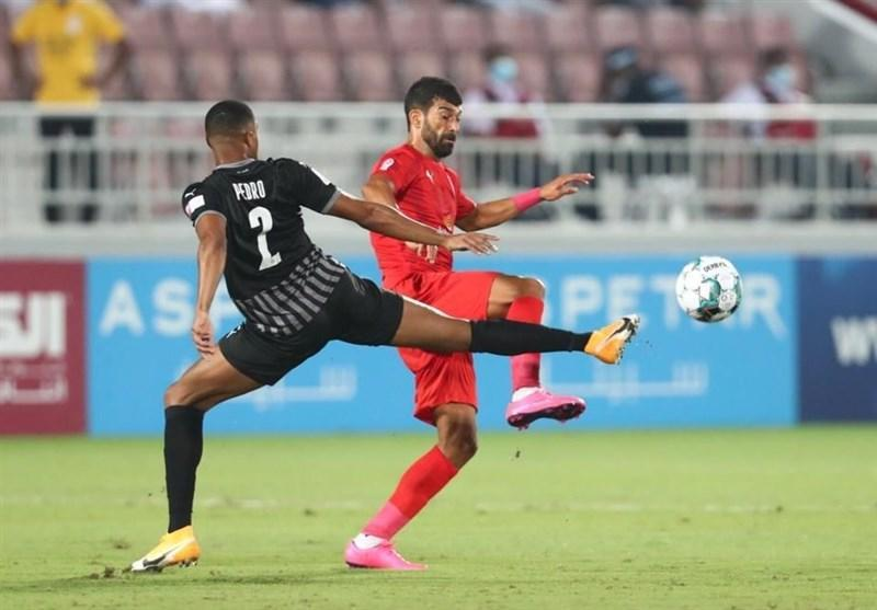 لیگ ستارگان قطر، شکست الدحیل برابر السد