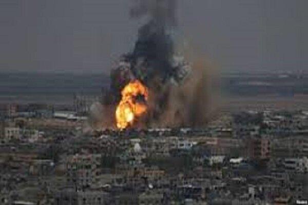 انفجار خودرو بمبگذاری شده در عفرین در شمال سوریه