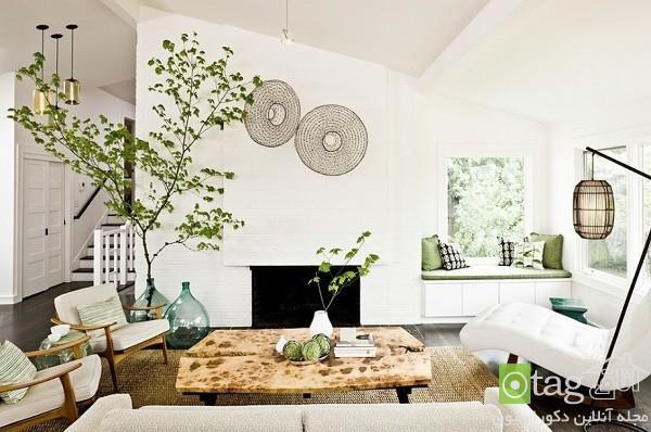 نحوه استفاده از عناصر طبیعت در دکوراسیون داخلی و خارجی خانه