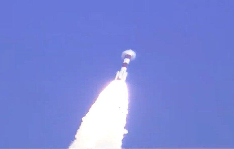 دومین پرتاب فضایی هند در سال 2020 با موفقیت انجام شد